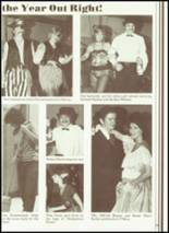 1984 Cobden High School Yearbook Page 68 & 69