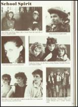 1984 Cobden High School Yearbook Page 70 & 71