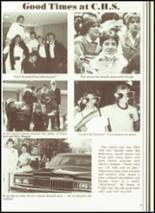 1984 Cobden High School Yearbook Page 76 & 77