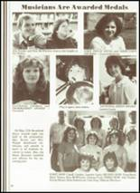 1984 Cobden High School Yearbook Page 84 & 85