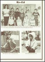 1984 Cobden High School Yearbook Page 98 & 99