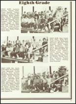 1984 Cobden High School Yearbook Page 100 & 101