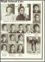 1984 Cobden High School Yearbook Page 104 & 105