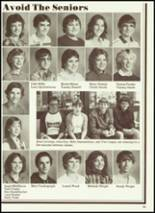 1984 Cobden High School Yearbook Page 106 & 107