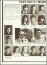1984 Cobden High School Yearbook Page 108 & 109