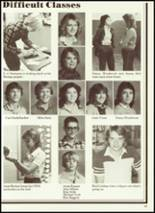 1984 Cobden High School Yearbook Page 110 & 111