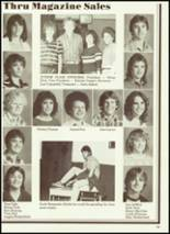 1984 Cobden High School Yearbook Page 112 & 113