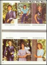 1984 Cobden High School Yearbook Page 126 & 127