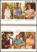 1984 Cobden High School Yearbook Page 130 & 131