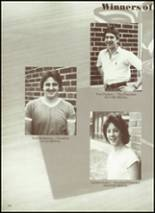 1984 Cobden High School Yearbook Page 134 & 135