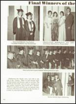 1984 Cobden High School Yearbook Page 138 & 139