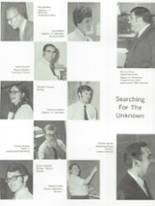 1971 Springfield High School Yearbook Page 24 & 25