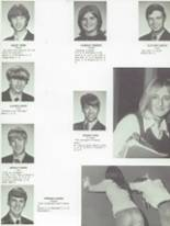1971 Springfield High School Yearbook Page 36 & 37
