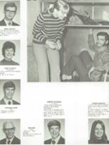 1971 Springfield High School Yearbook Page 38 & 39