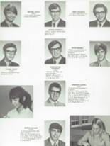 1971 Springfield High School Yearbook Page 40 & 41