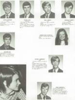 1971 Springfield High School Yearbook Page 46 & 47