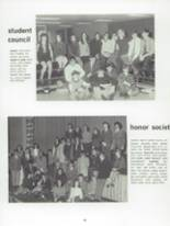1971 Springfield High School Yearbook Page 68 & 69