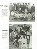 1971 Springfield High School Yearbook Page 70 & 71