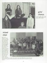 1971 Springfield High School Yearbook Page 72 & 73