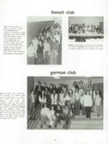 1971 Springfield High School Yearbook Page 80 & 81
