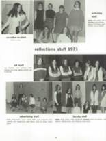 1971 Springfield High School Yearbook Page 82 & 83