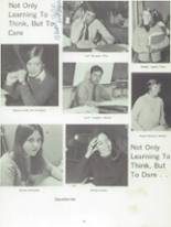1971 Springfield High School Yearbook Page 90 & 91