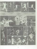 1971 Springfield High School Yearbook Page 100 & 101