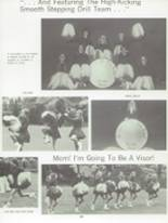 1971 Springfield High School Yearbook Page 112 & 113