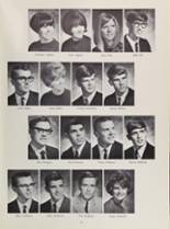 1967 Cascade High School Yearbook Page 20 & 21