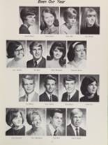 1967 Cascade High School Yearbook Page 22 & 23