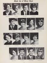 1967 Cascade High School Yearbook Page 24 & 25