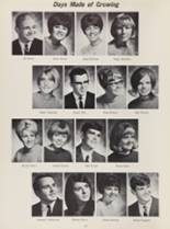 1967 Cascade High School Yearbook Page 28 & 29