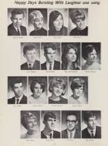 1967 Cascade High School Yearbook Page 30 & 31