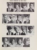 1967 Cascade High School Yearbook Page 34 & 35