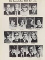 1967 Cascade High School Yearbook Page 36 & 37
