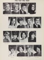 1967 Cascade High School Yearbook Page 46 & 47