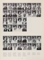 1967 Cascade High School Yearbook Page 66 & 67