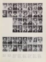 1967 Cascade High School Yearbook Page 68 & 69