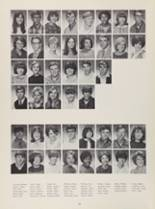 1967 Cascade High School Yearbook Page 72 & 73