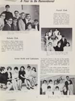 1967 Cascade High School Yearbook Page 100 & 101