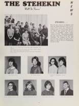 1967 Cascade High School Yearbook Page 110 & 111