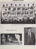 1967 Cascade High School Yearbook Page 132 & 133