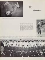 1967 Cascade High School Yearbook Page 134 & 135