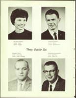 1966 Upham High School Yearbook Page 12 & 13