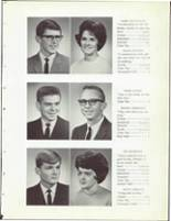 1966 Upham High School Yearbook Page 14 & 15