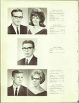 1966 Upham High School Yearbook Page 16 & 17