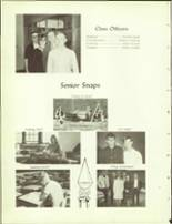 1966 Upham High School Yearbook Page 18 & 19