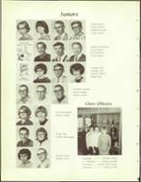 1966 Upham High School Yearbook Page 20 & 21
