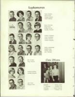 1966 Upham High School Yearbook Page 22 & 23