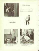 1966 Upham High School Yearbook Page 24 & 25